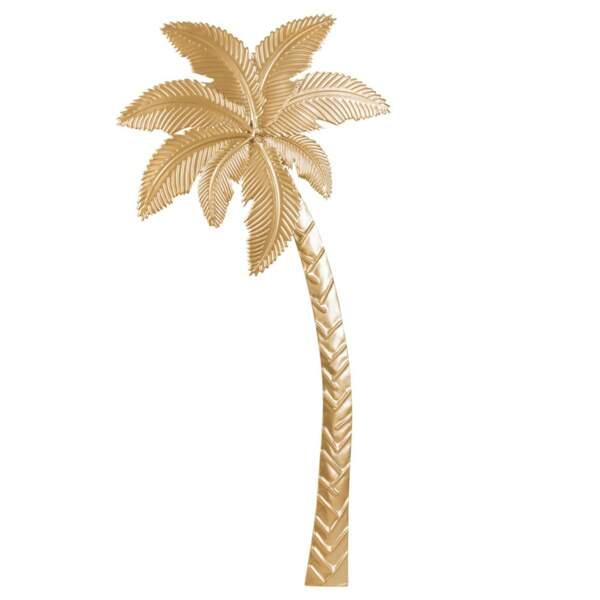 Deco murale palmier