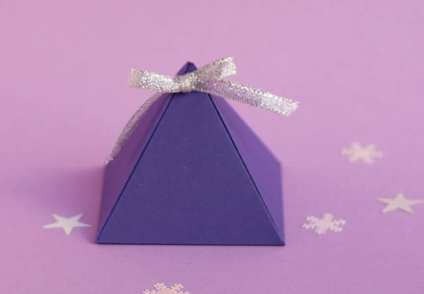 La boîte pyramide