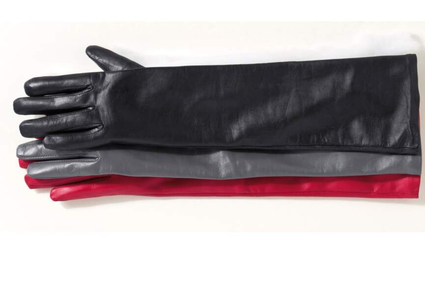 Les longs gants