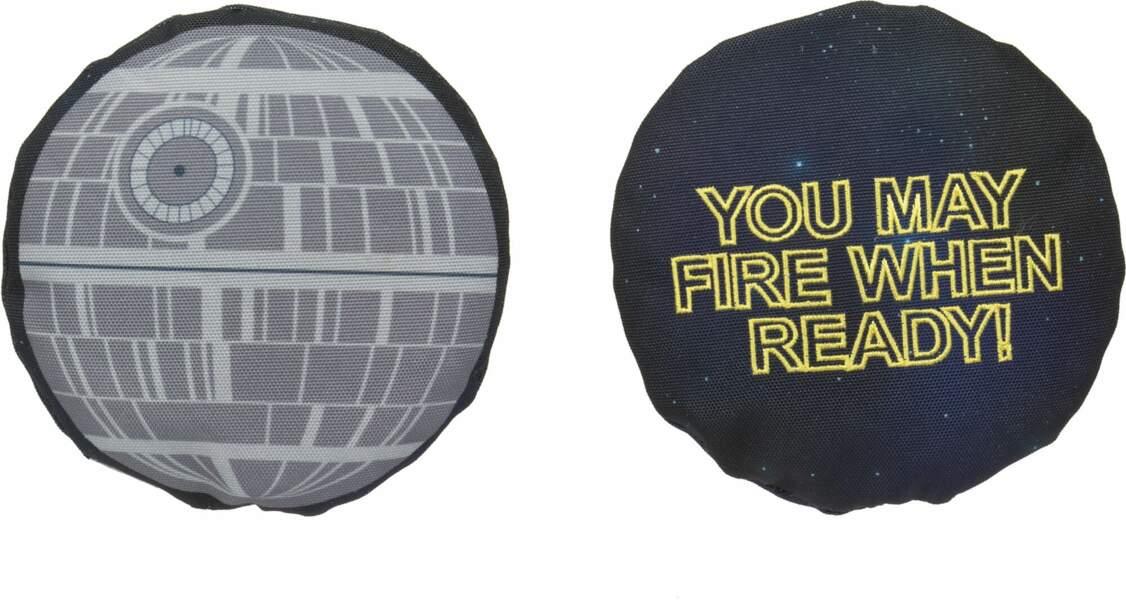 La plus grande menace de la galaxie (en version molle)