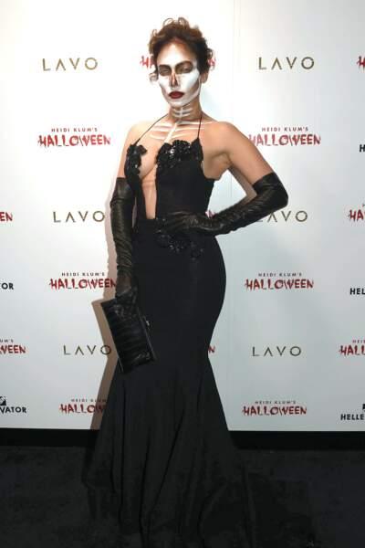 Le déguisement de Jennifer Lopez pour Halloween