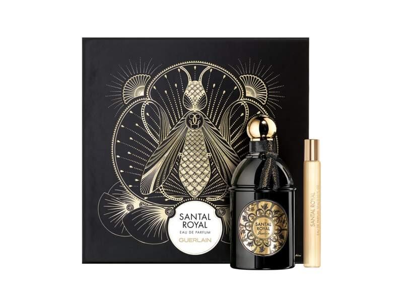 Coffret Santal Royal - Eau de parfum, Guerlain, prix indicatif : 163 €
