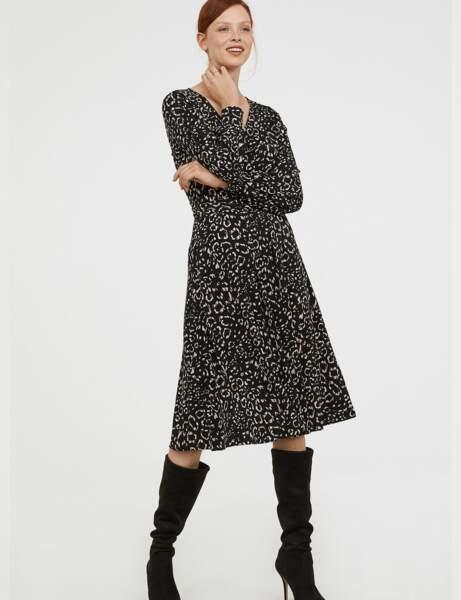 Nouveautés H&M : la robe féminine