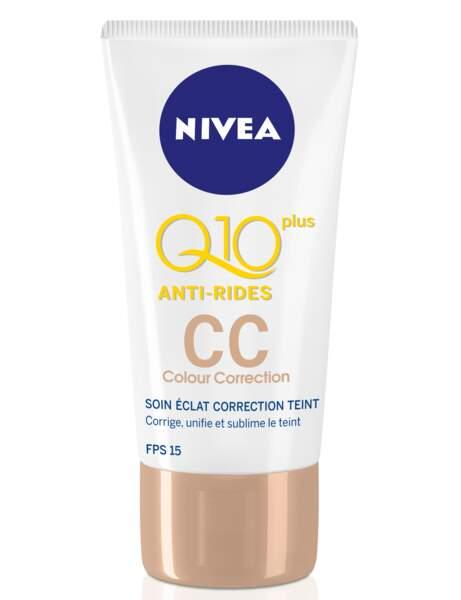 Une peau parfaite en un seul geste avec la CC Crème