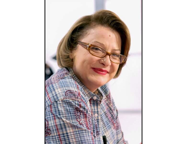 En 2005, l'actrice assiste à l'émission Star Mag