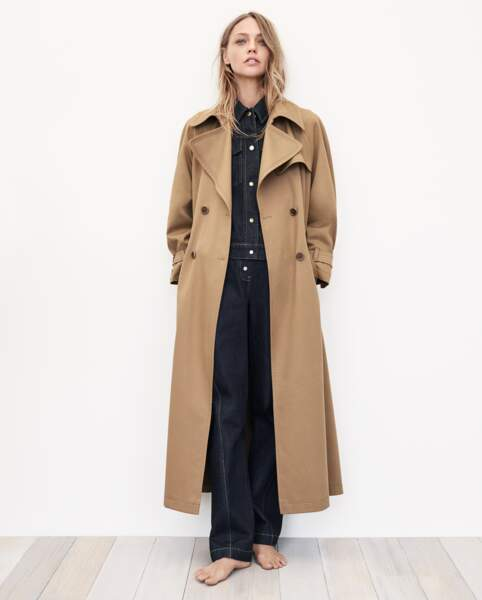 Manteau : trench