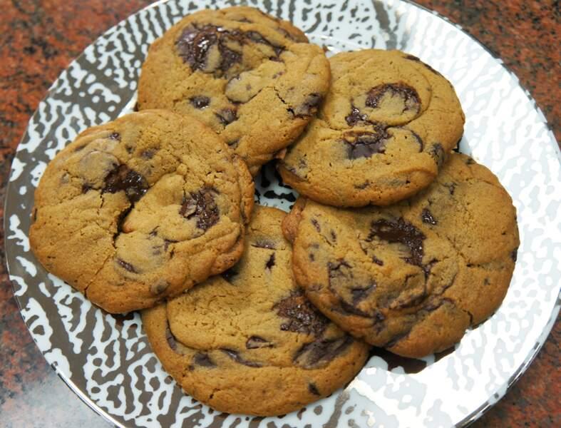 Cookies chocolat – praliné de Jonathan Blot