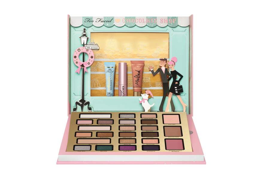 The Chocolate Shop, Too Faced