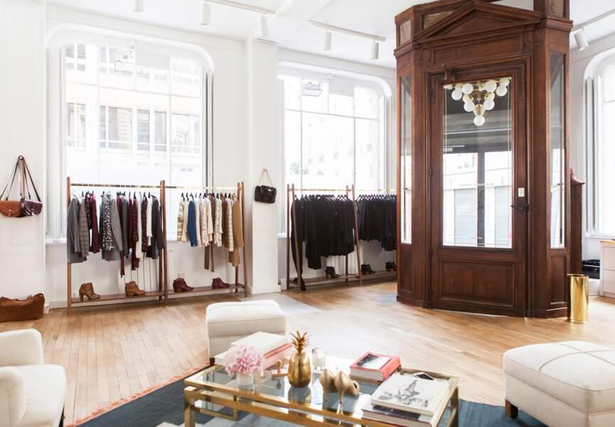 Appartement Sézane : au coeur des collections
