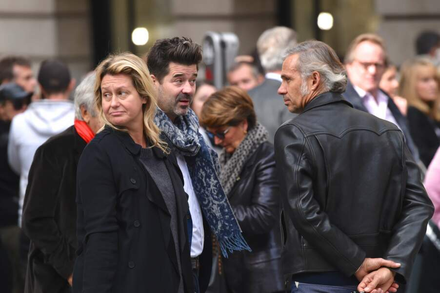 Luana Belmondo et Paul Belmondo