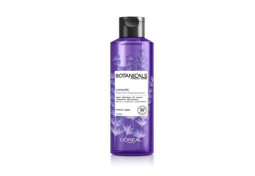 Le pré-shampooing calmant