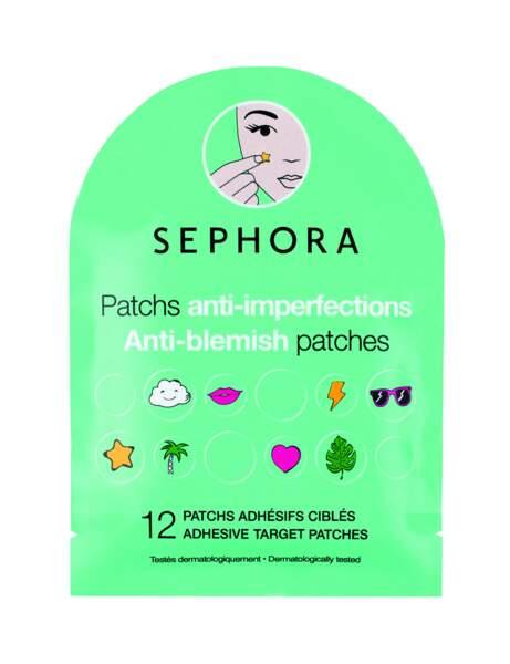Patchs anti-imperfections de Sephora