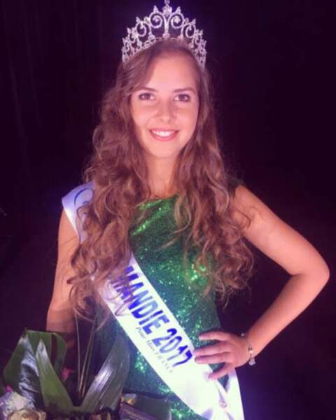 Alexane Dubourg, Miss Normandie