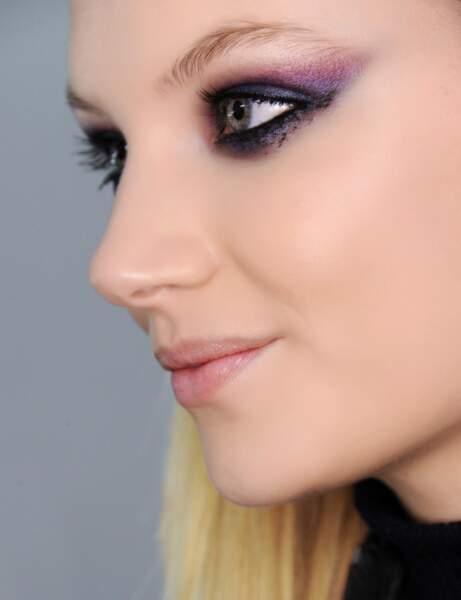 Le violet étincelant