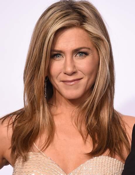 ...Jennifer Aniston, mais également...