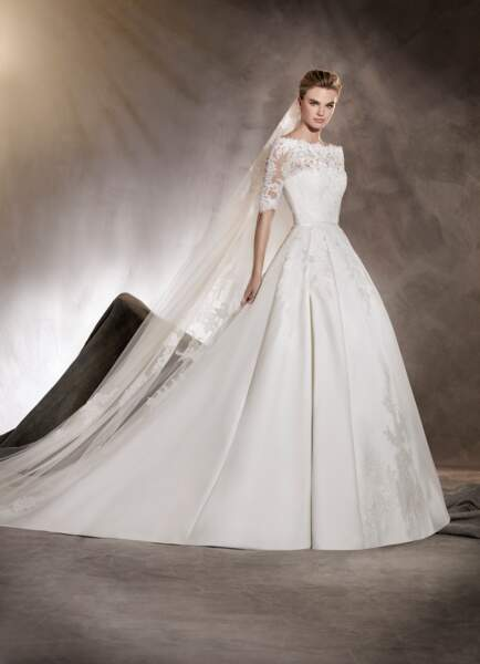 Robe de mariée Pronovias : Albasari
