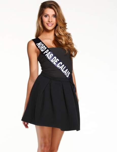Miss Nord-Pas-de-Calais, Miss France 2015