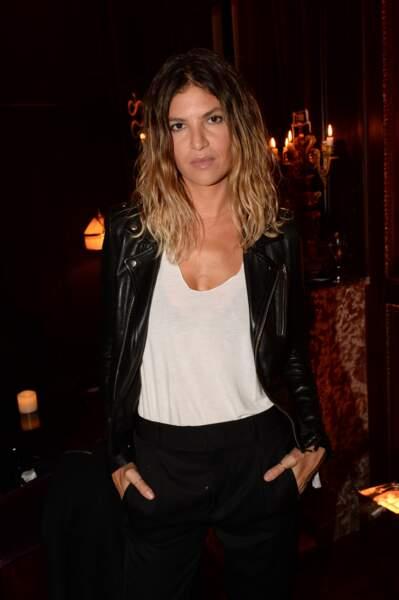 La comédienne Isabelle Funaro mesure 1m79.