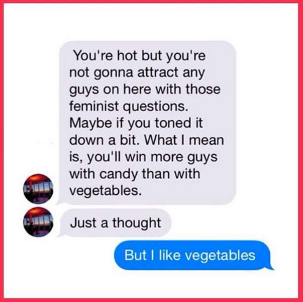 Sexy, mais féministe