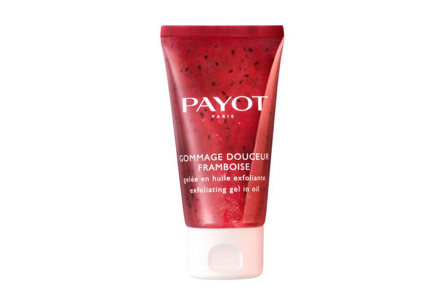 Gommage douceur framboise Payot