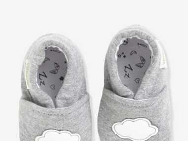 Chaussons de bébé : nos modèles préférés