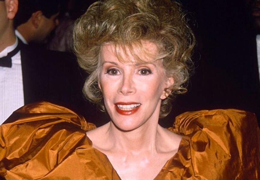 Joan Rivers avant