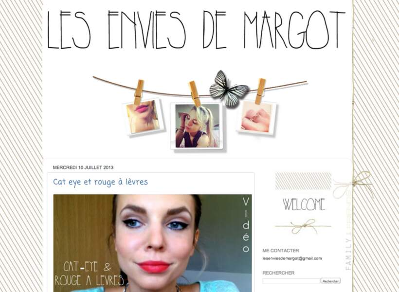 Les envies de Margot