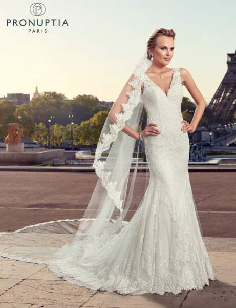 Robe de mariée Lamartine