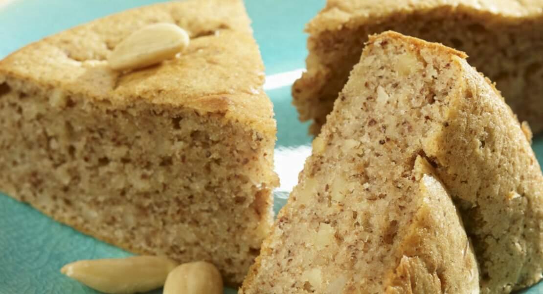Gâteau à la poudre d'amande
