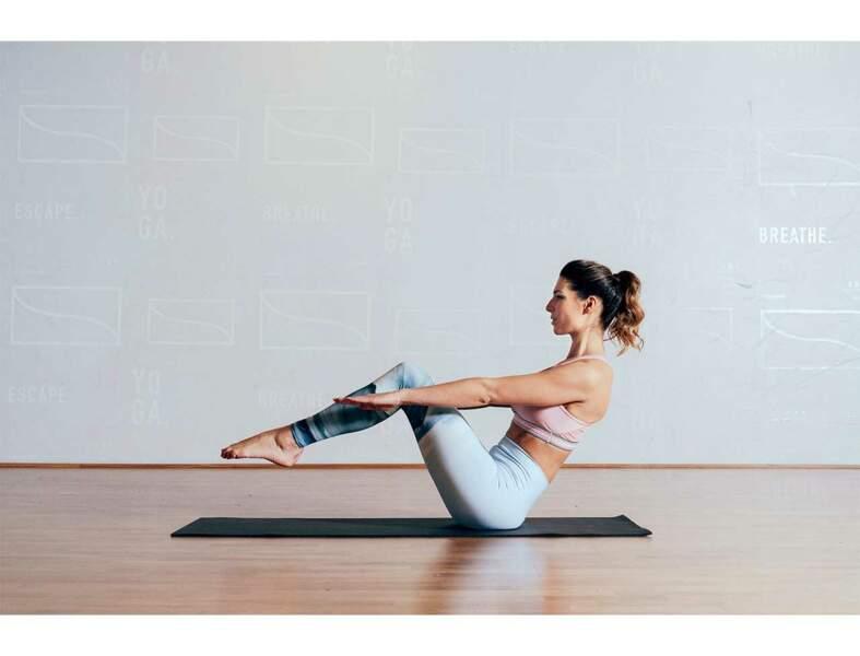 Abdominaux pilates