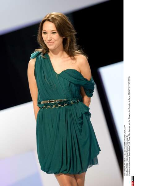Laura Smet en 2010