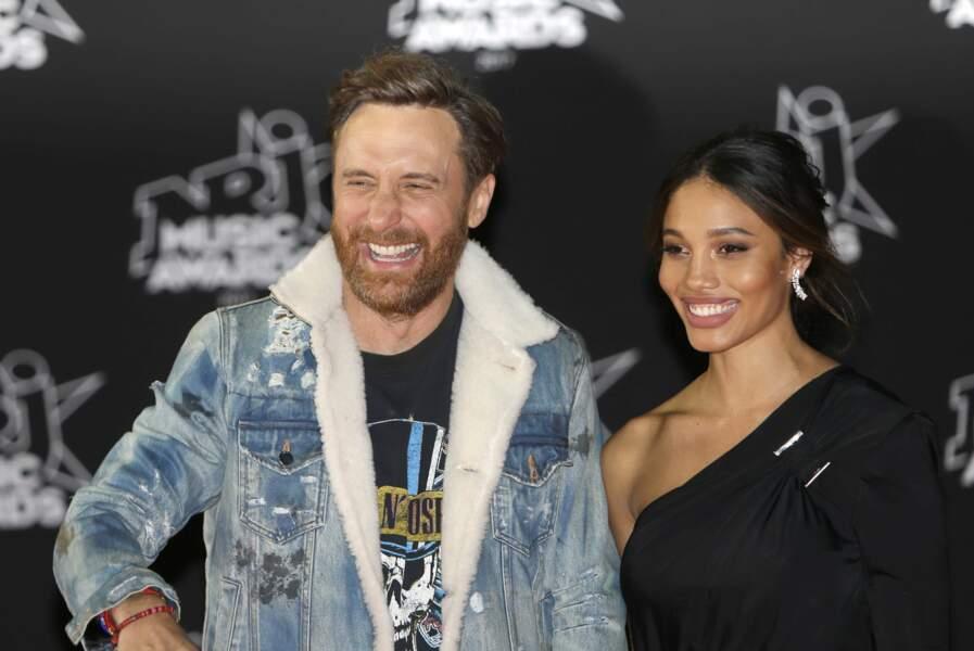 David Guetta et sa nouvelle compagne, Jessica Ledon