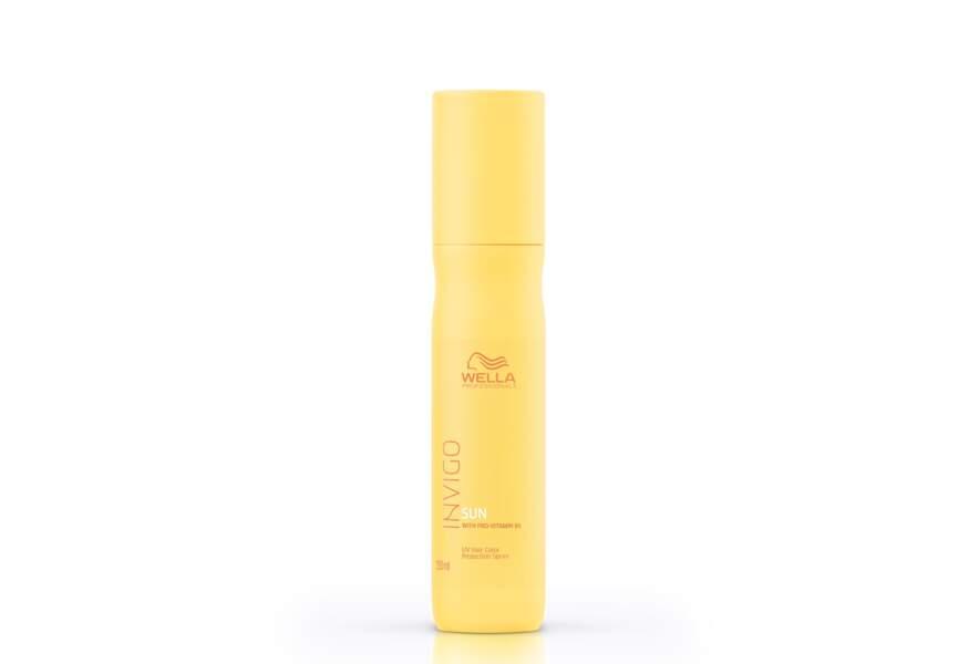 Le spray protecteur UV Invigo Sun Wella Professionals