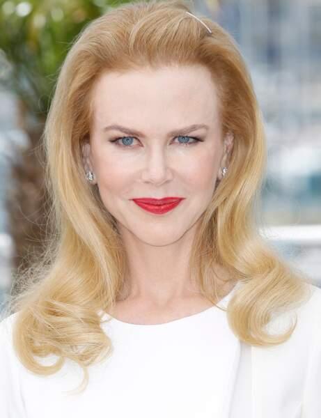 Nicole Kidman après