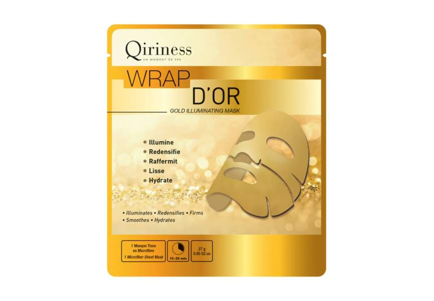 Wrap d'Or Qiriness