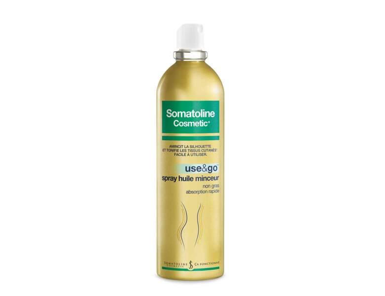 Spray Huile Minceur Use & Go, Somatoline