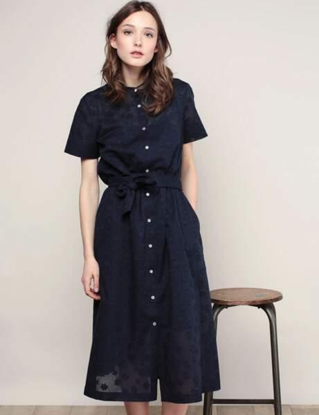 Nouveauté printemps : la robe chemise