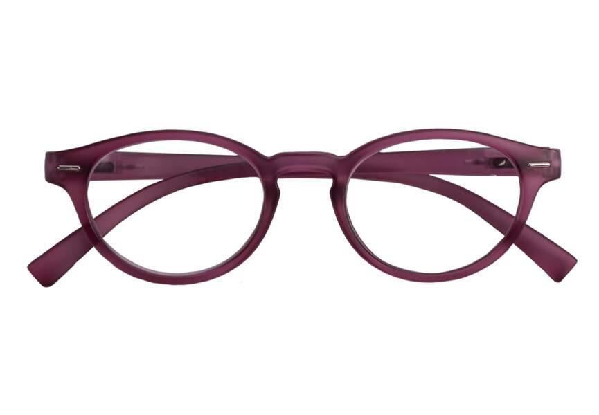 Lunette de vue : ultra-violet