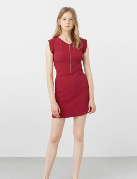 Robes petit prix : zippée