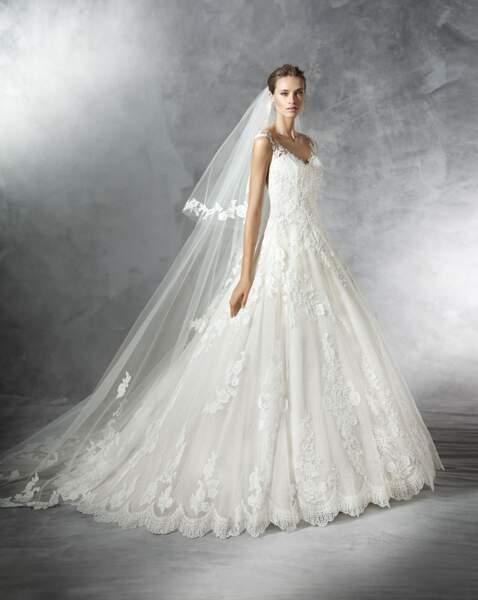 Robe de mariée Pronovias : Primadona