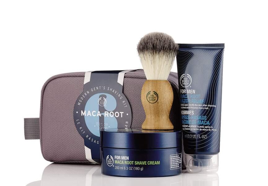 Maca Root for Men, The Body Shop