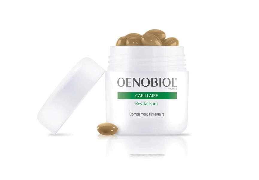 Coup de pouce : Complément Alimentaire Revitalisant, Oenobiol