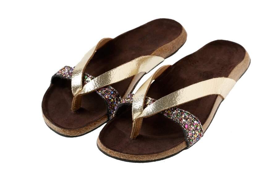 Sandales festives