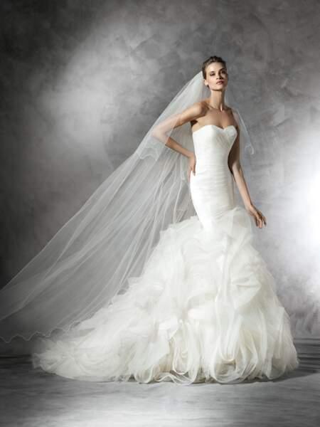 Robe de mariée Pronovias : Mildred