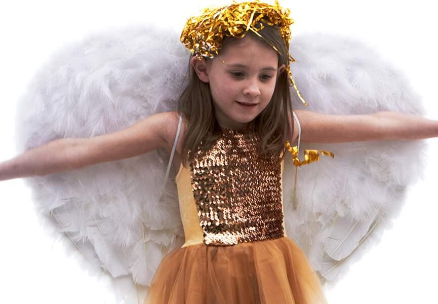 Des ailes d'ange