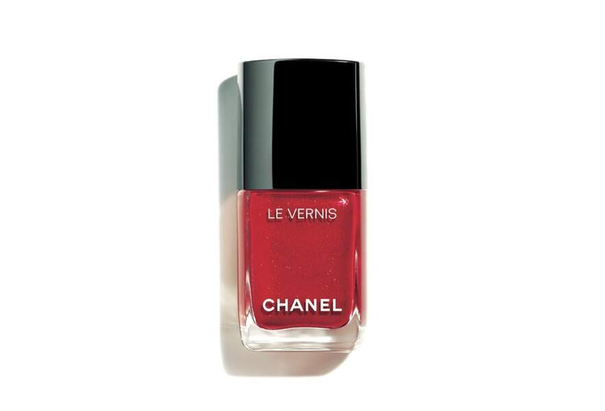 Le vernis Flamboyance Chanel