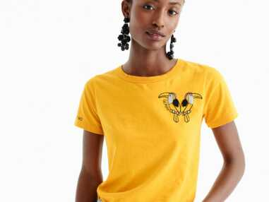 """Les 12 tee-shirts """"horoscope"""" de J.Crew"""