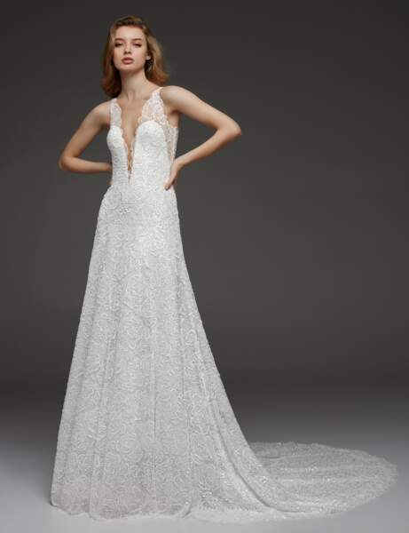 Robe de mariée Claire