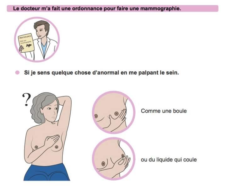 Pourquoi faut-il faire une mammographie ?