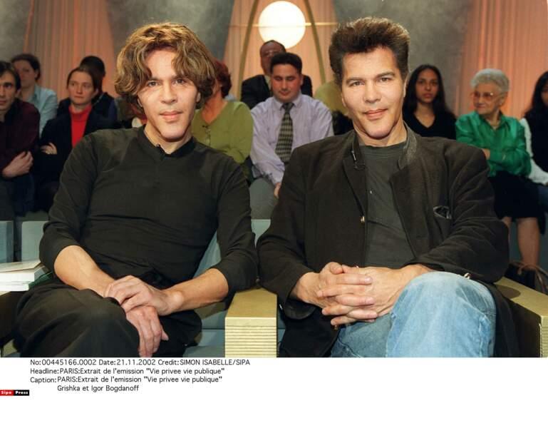 Igor et Grichka Bogdanoff : 2002